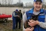 Modrica maca spasavanje