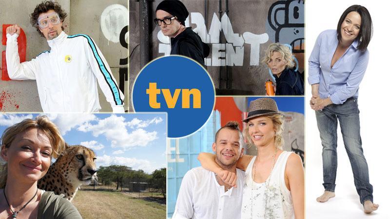 TVN na jesień 2010