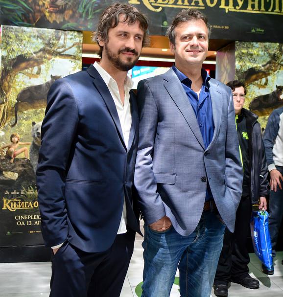 Branislav i Sergej Trifunović