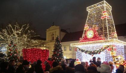 Święta już w stolicy!