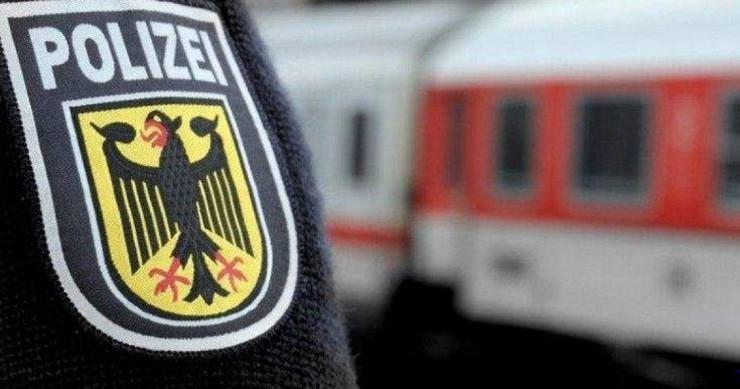 Nemacka policija zeleznice