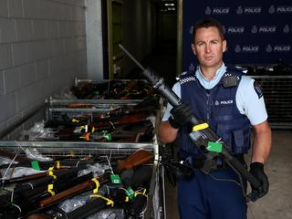 New Zealand Firearms Buy-Back Concludes