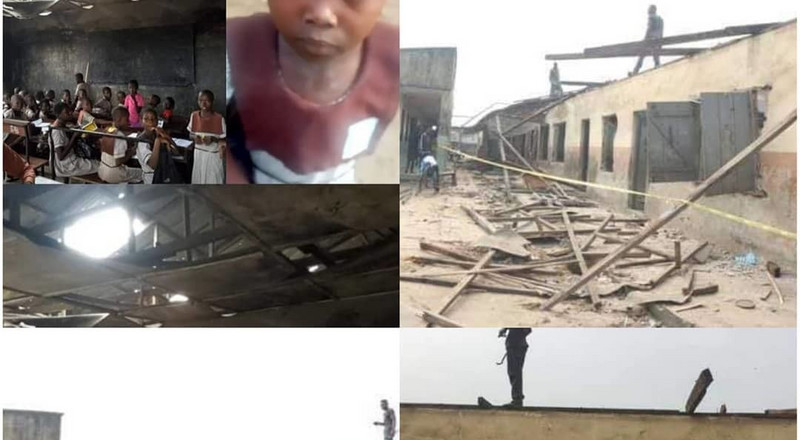 Delta government commences immediate repair of viral girl's dilapitated school