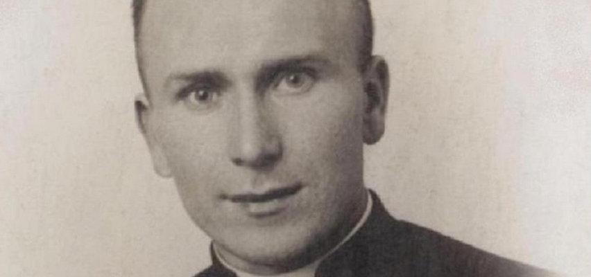 Beatyfikacja śląskiego duchownego straconego przez hitlerowców odbędzie się 20 listopada w Katowicach