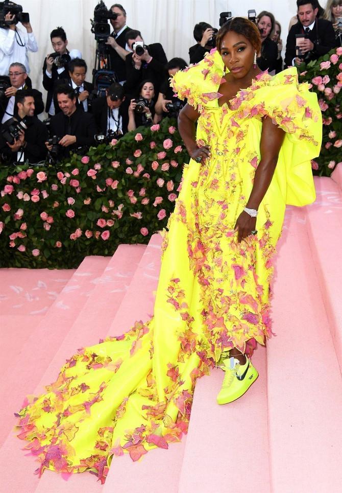 Serena je sve iznenadila izborom obuće