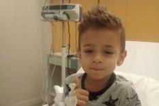 HVALA OD SRCA! Dukijev tata u potresnoj poruci otkrio ko je anonimni donator 70.000 evra za lečenje u Barseloni