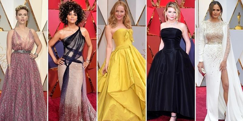 Oscary 2017: gwiazdy na czerwonym dywanie (mnóstwo zdjęć)