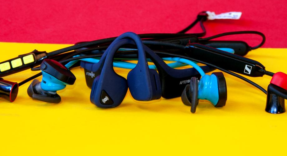 Fünf Bluetooth-Kopfhörer für Sportler im Test