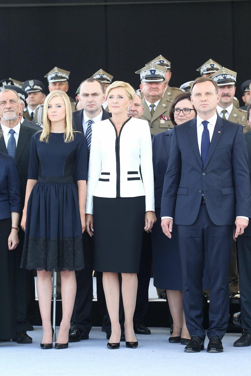 Kinga Duda w projektach polskiej marki