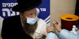 Izrael zaszczepił już prawie siedem milionów osób. Ujawniono prawdę o efektach ubocznych