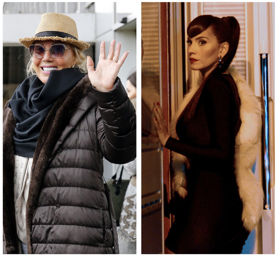 Lepa Brena i Tijana Kadović