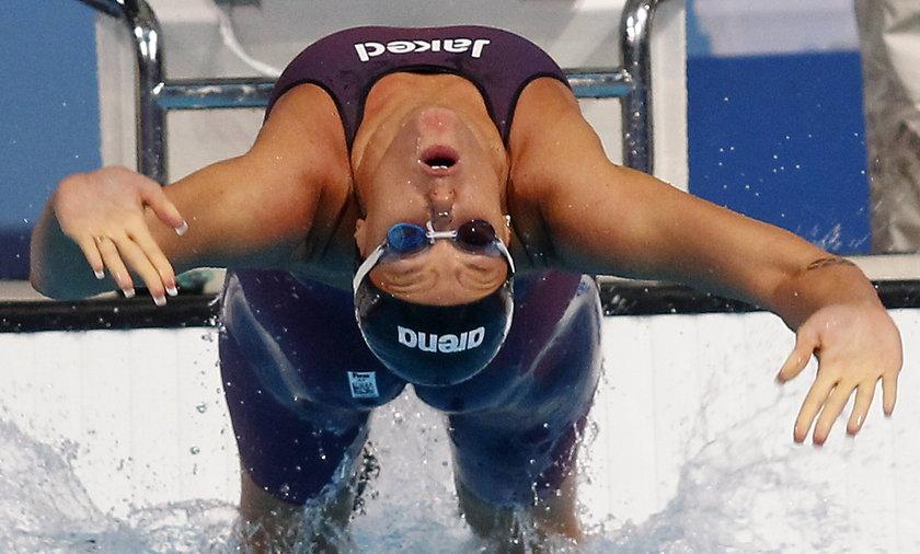Wpadka mistrzyni olimpijskiej. Będzie nękana?