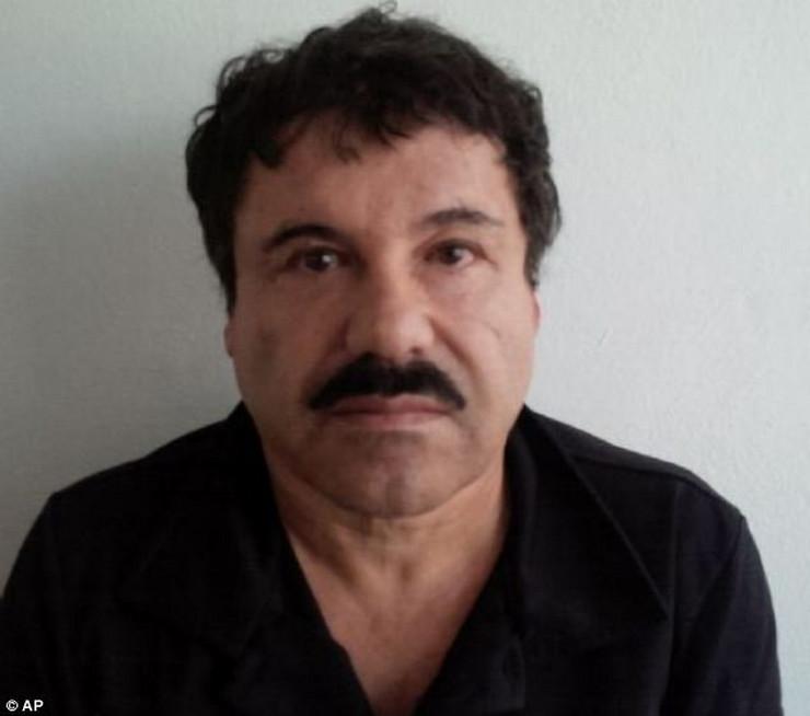 "Hoakin Guzman, El Čapo, šef meksičkog narko-kartela, okrakterisan akao ""najopsaniji čovekna svetu"", prošao je kroz 63 psihoterapijske seanse"