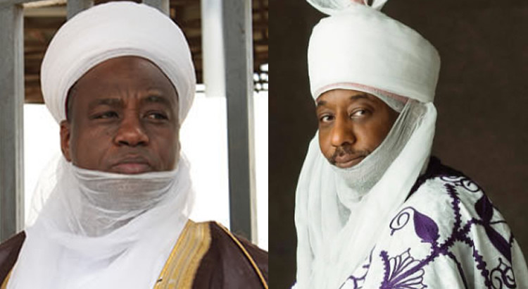 Sultan of Sokoto, Emir of Kano preach peace among Muslims. [Punch]