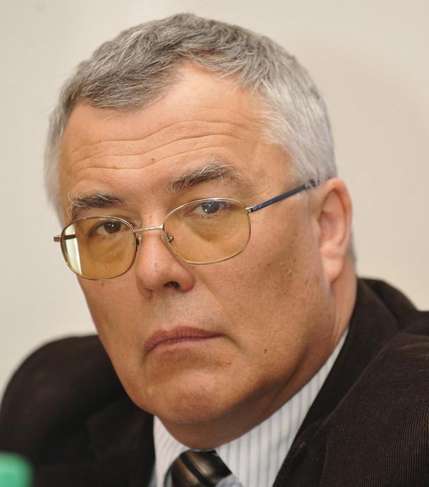 Prof. dr hab. Piotr Hofmański rzecznik prasowy Sądu Najwyższego