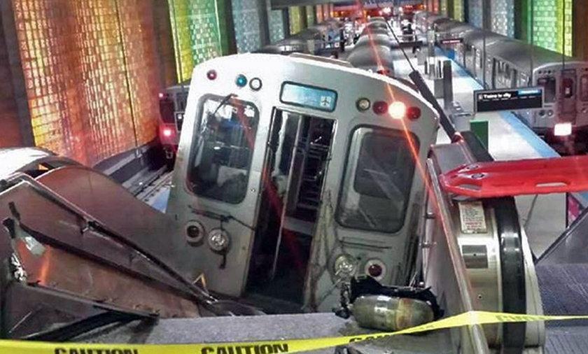 Masakra w metrze. 32 osoby ranne