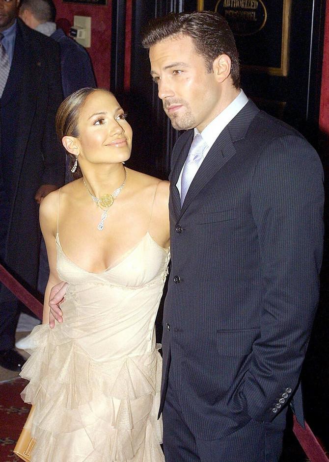 Dženifer Lopez i Ben Aflek