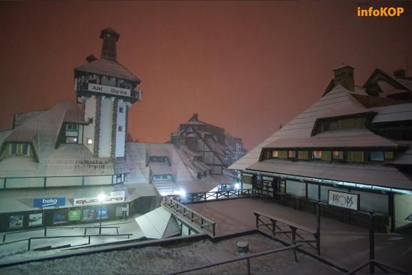 Sneg na Kopaoniku