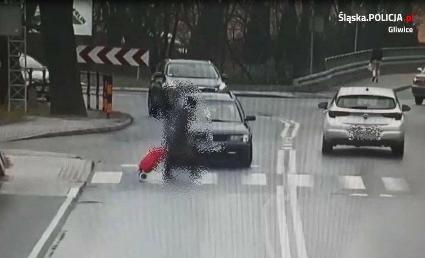 Staruszka potrącona na pasach. Zdjęcia szokują