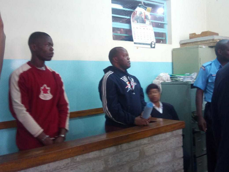 Court locks up Major Peter Mugure over murder of his wife and kids
