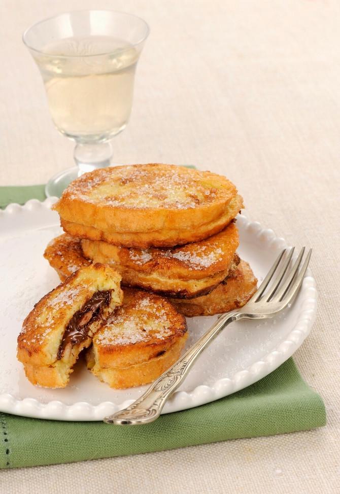 Prženice se mogu jesti i u slatkoj varijanti