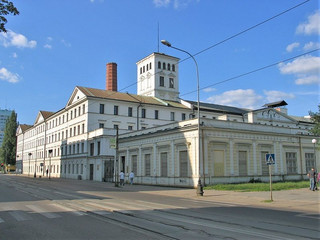 Stuletnia panorama Łodzi z Muzeum Włókiennictwa odzyska dawny blask