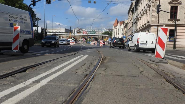 Ulica Grzegórzecka w Krakowie