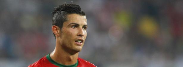 Christiano Ronaldo zarobił 42,5 mln dolarów