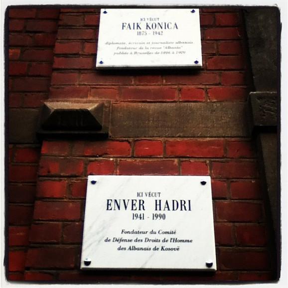 Enver Hadri ubijen je u Briselu