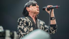 Scorpions w krakowskiej Alei Gwiazd