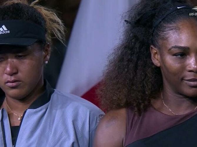 Šta Serena Vilijams može da nauči od Novaka i kako je upropastila TRIJUMF predivnoj Naomi: Reč, dve o SUMRAKU IDOLA