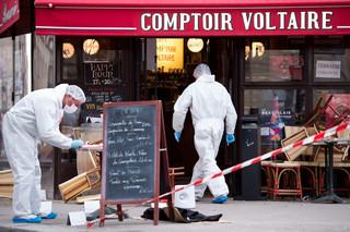 Państwo Islamskie publikuje nagranie: 'Dopóki nie ustaną bombardowania, Francja nie zazna spokoju'