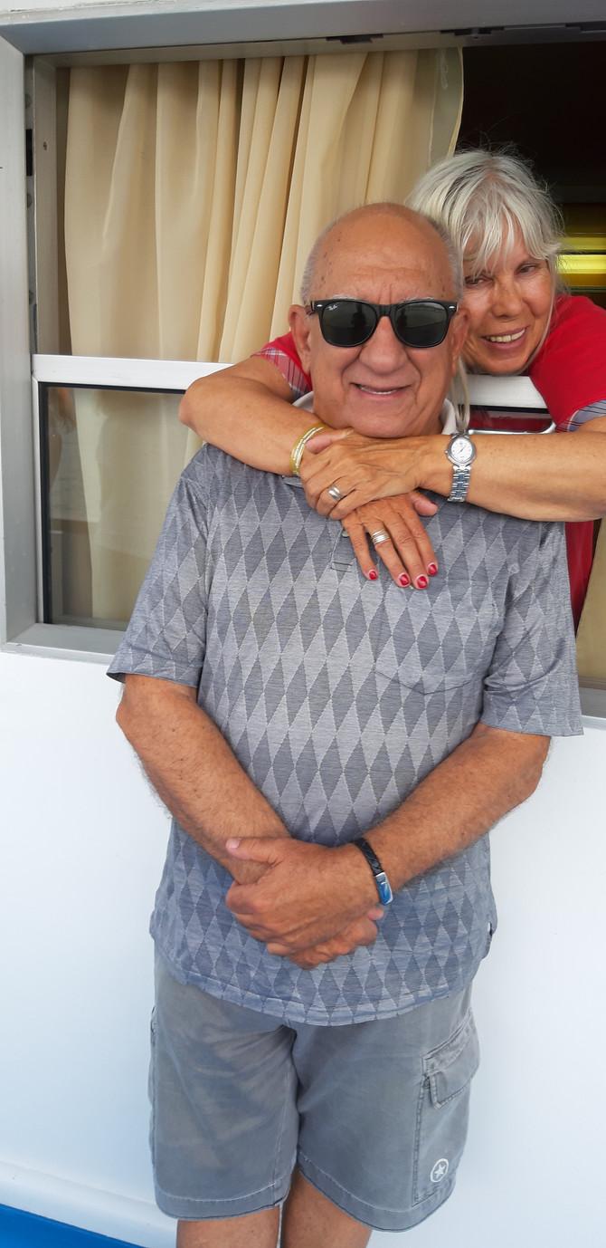 Milka i Ivan Bekjarev, ljubav duga 46 godina