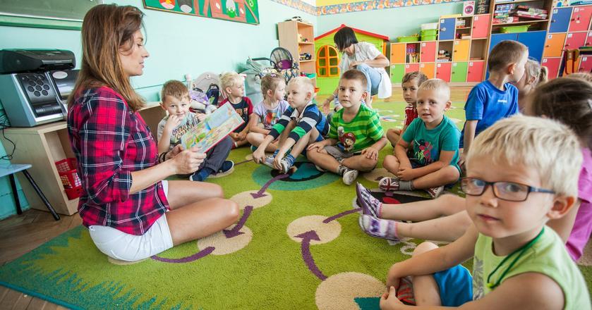 Inwestycje w przyszłość, czyli wsparcie unijne dla przedszkoli i szkół