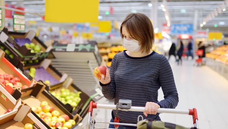 Zakupy w czasach epidemii