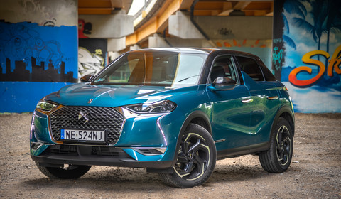 DS 3 Crossback PureTech 130 Aut. Grand Chic – ładna buzia i… co dalej? | Test