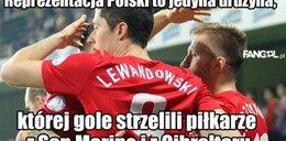 Memy po meczu Polska – Gibraltar!
