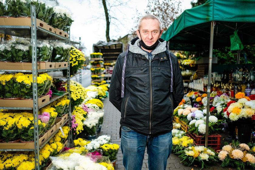 Katowice wykupią chryzantemy od producentów i sprzedawców