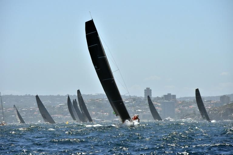 The 74th edition of the annual Sydney-Hobart race was characterised by a neck-and-neck battle between four supermaxis