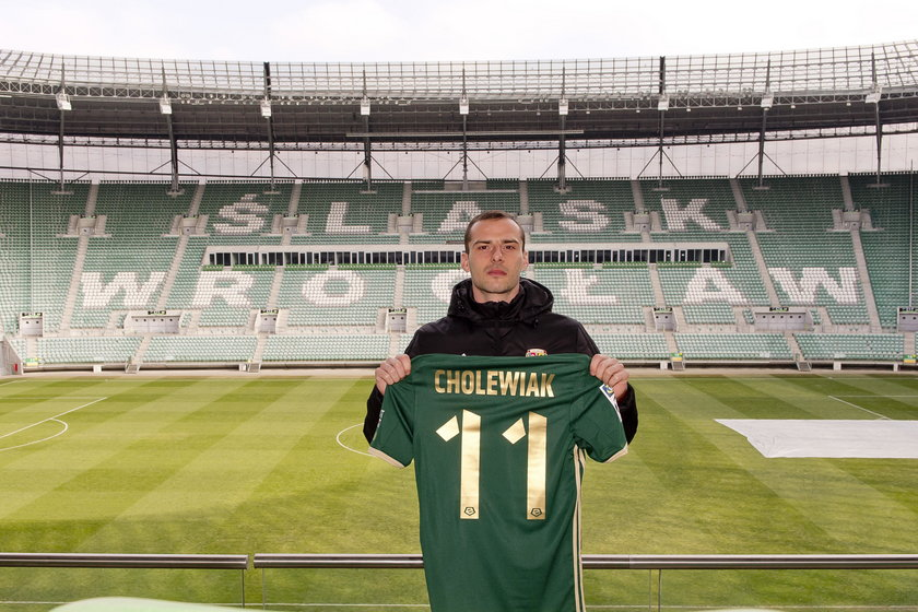 Pilka Nozna. LOTTO Ekstraklasa.Slask Wroclaw. 28.02.2018