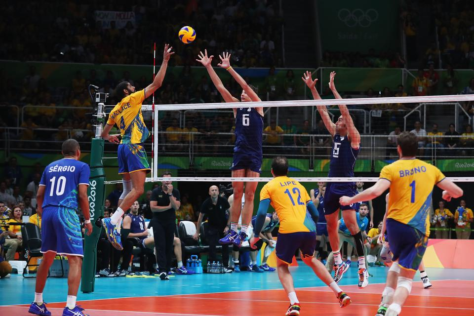 Włochy - Brazylia