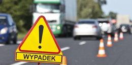 Zderzenie autobusów pod Oławą. Może być wielu rannych!