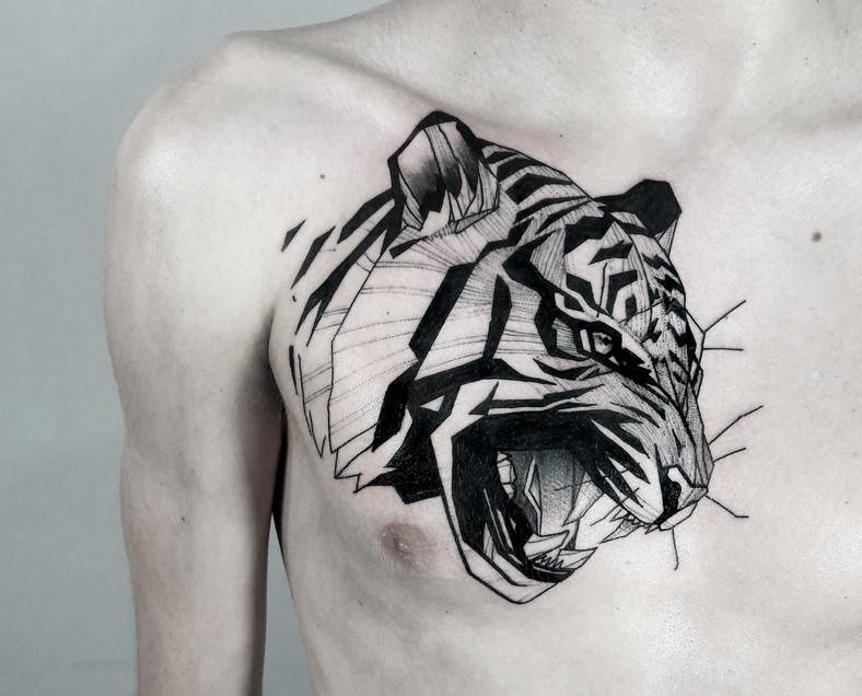 Tatuaż Moda Sztuka Czy Filozofia Wiadomości