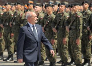 Macierewicz: Anakonda -16 to sprawdzenie obrony wschodniej flanki NATO