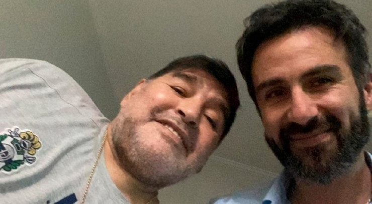 Maradona i Luke