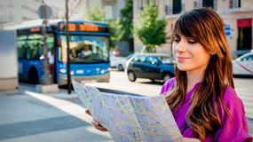 Jak dotrzeć do celu i nie zgubić się w obcym mieście?