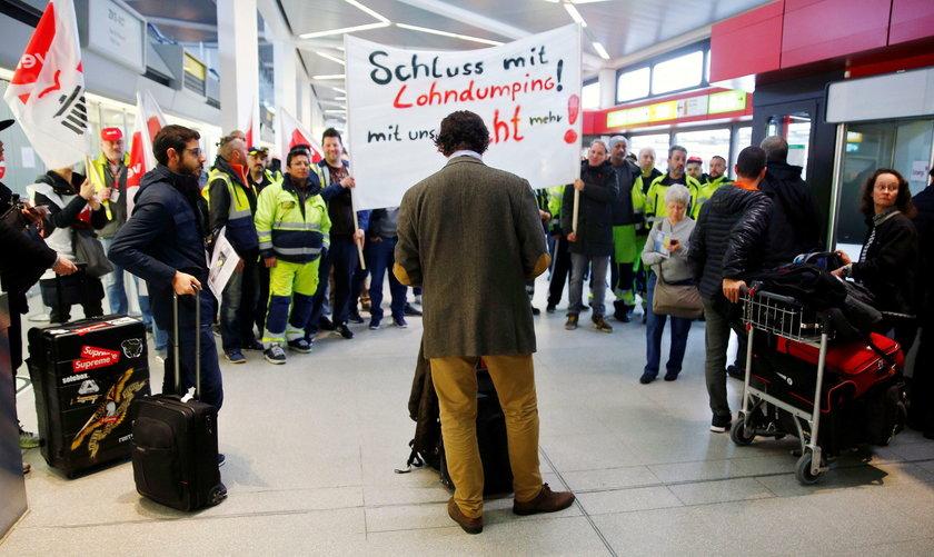 Lotniska zostaną sparaliżowane?