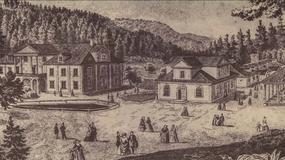 Turystyczna Jazda - Iwonicz-Zdrój - historia uzdrowiska