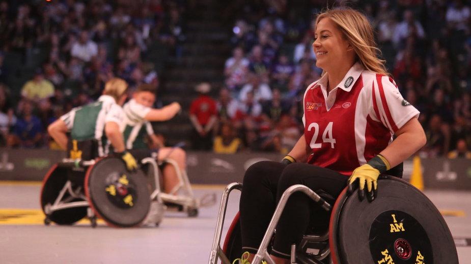 Ksiądz o paraolimpiadzie: pokazuje wartość życia mimo trudności i cierpienia