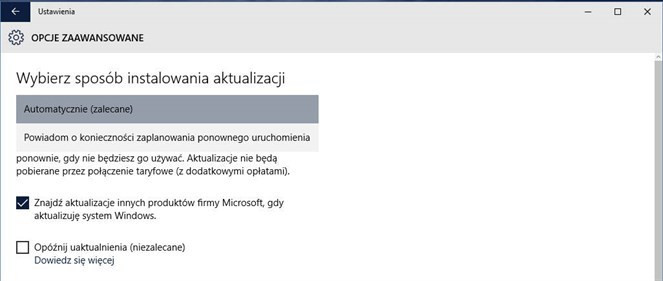 Windows Update z Windows 10 bywa problematyczny